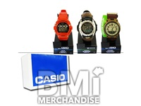 CASIO BRAND WATCH- STRAPPED