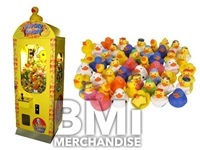 1000PC 2INCH RUBBER DUCK ASSORTMENT