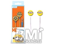 DESPICABLE ME MINION EARBUDS