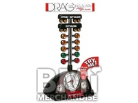 DRAG RACING CLOCK W/ LIGHTS & SOUND