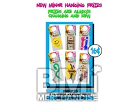 $.16 MINOR HANGING PRIZE KIT - 288 PCS