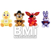 12IN FIVE NIGHTS AT FREDDY'S PLUSH ASSORTMENT