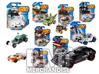 STAR WARS HOT WHEEL CAR ASSORTMENT